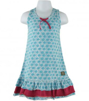 baby easter dresses blue pattern
