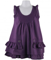 baby easter dresses purple