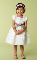 baby easter dresses rose
