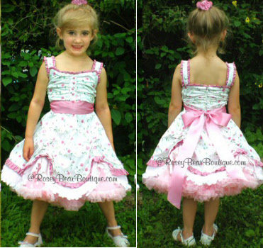 infant easter dresses pansy