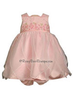 infant easter dresses rose petal