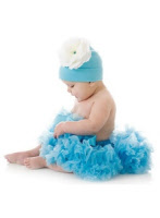 infant easter dresses blue