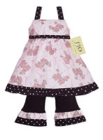 infant easter dresses poodle