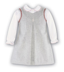 infant easter dresses pinafore