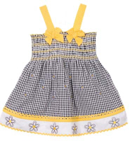 baby easter dress belle