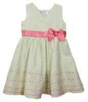 baby easter dresses bow
