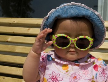 infant sun protection