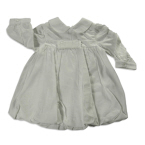 baby christmas dresses white
