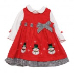 baby christmas dresses wear 2