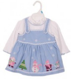 baby christmas dresses wear 5