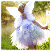 baby fairy costumes purple fairy
