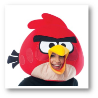 family Halloween Costumes Angry Birds