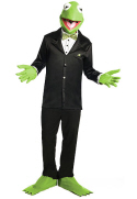 family  halloween costumes kermit