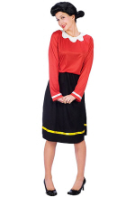 family halloween costumes olive oyl