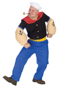 family halloween costumes popeye