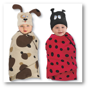 newborn costumes swaddle