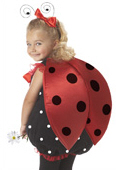 halloween infant costumes ladybug 2