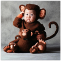 halloween infant costumes monkey