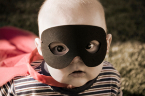 infant halloween costumes superhero