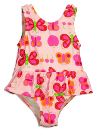 infant swimsuits bargain butterfly