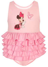 infant disney ruffles