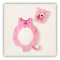 newborn Halloween costumes pink kitty