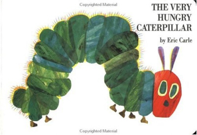 top books caterpillar
