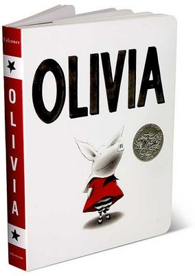 top books olivia