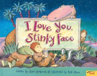 top books stinky face