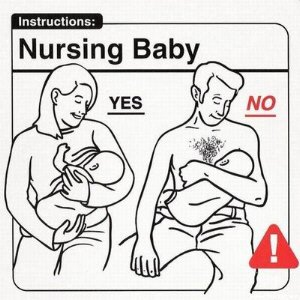how to breastfeed 1
